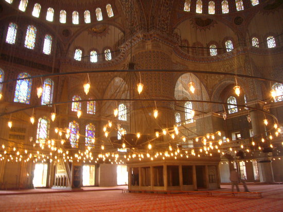 Bitinya Day Tours: The Blue Mosque