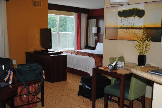 Residence Inn by Marriott Auburn: Room in Hotel