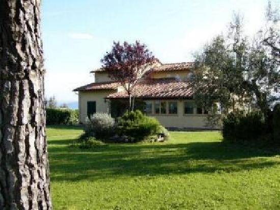 Villa la pergola scandicci italien omd men och for La pergola palma