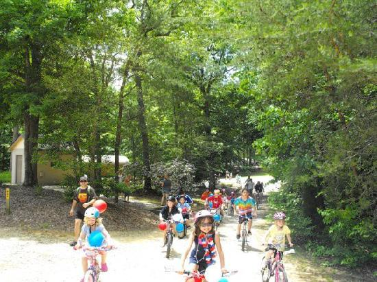 Williamsburg KOA Campground: Kids Love Williamsburg KOA