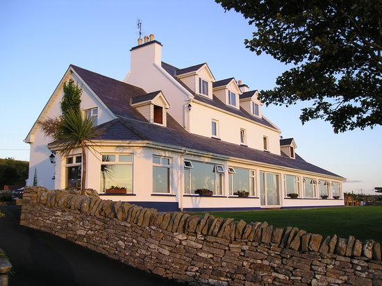 Dunkineely, Irland: Castle Murray House Hotel & Restaurant