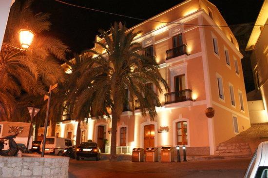 Hotel Mirador de Dalt Vila: Facciata