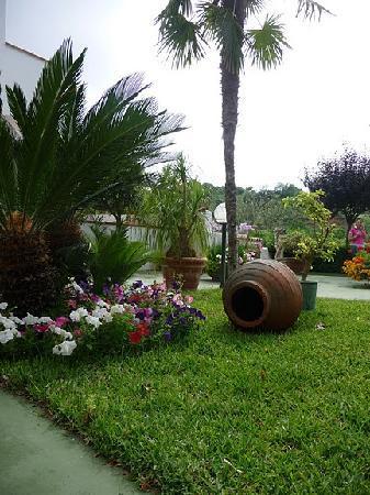Hotel Terme La Pergola: giardino