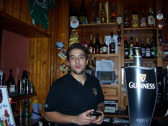 O'shea's Irish Pub : A smile