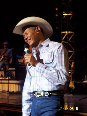 Neal McCoy Show: Close up of Neal