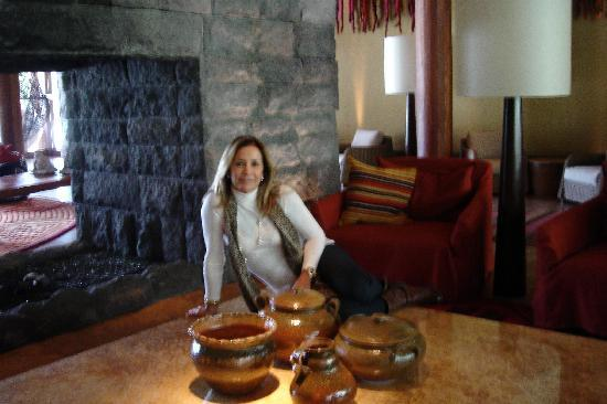 Tambo del Inka, A Luxury Collection Resort & Spa, Valle Sagrado: Lobby del Hotel
