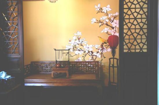 Cong's Hutong Courtyard Hotel: our room