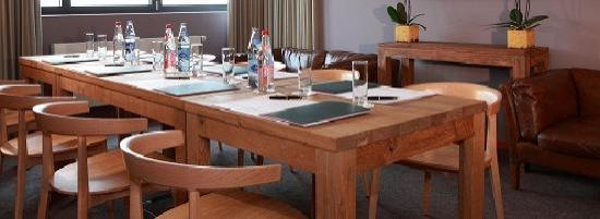 The Seven Hotel: Meeting Room