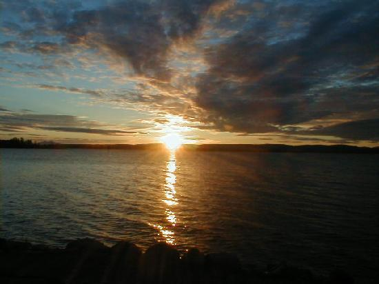Lake Champlain Islands, VT: Sunrise