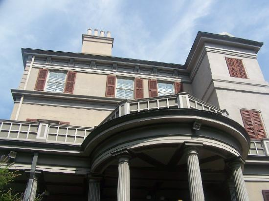 Juliette Gordon Low's Birthplace: The Birthplace