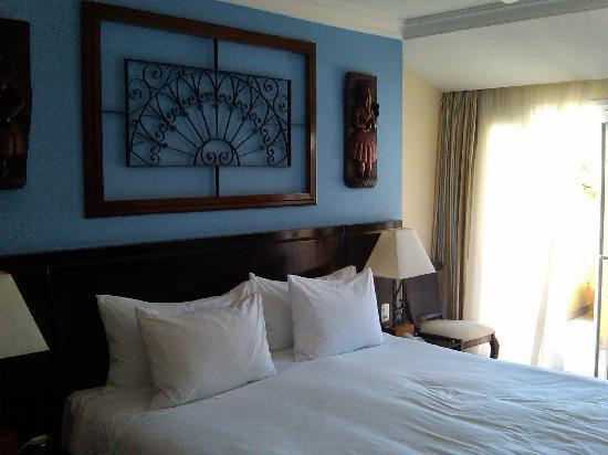 Hotel Casa do Amarelindo : Suite Superior (Jun/10)