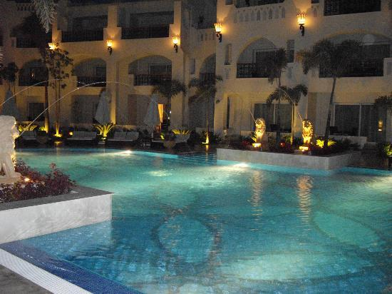 Le Royale Sharm El Sheikh, a Sonesta Collection Luxury Resort: The Royale by night