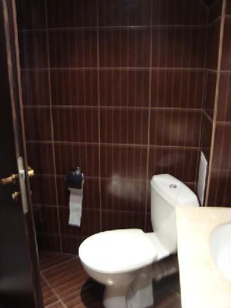 Forum Hotel: toilet