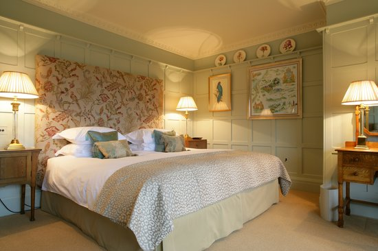 Gidleigh Park Hotel: Master room