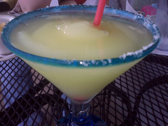 Baja Mexican Grill: Perfect Margarita, no really that's the name of it.