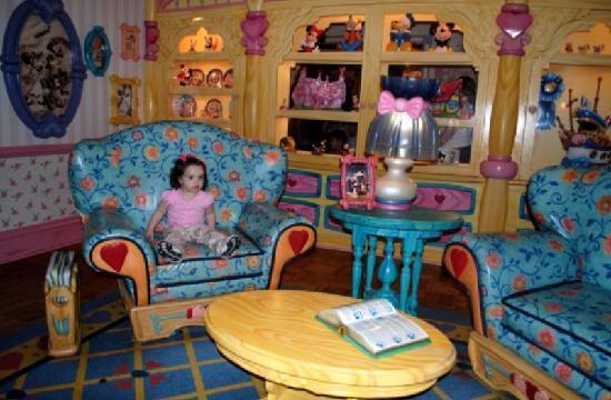 Walt Disney World Resort: Minnies House