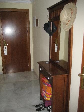 Hipotels Barrosa Palace Hotel: entrada