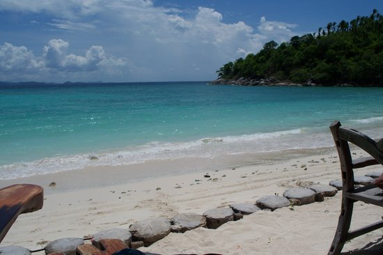Rayaburi Resort (Racha Island): View from restaurant
