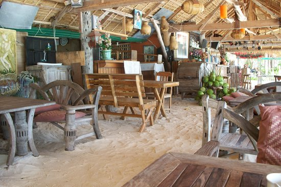 Rayaburi Resort (Racha Island): Restaurant