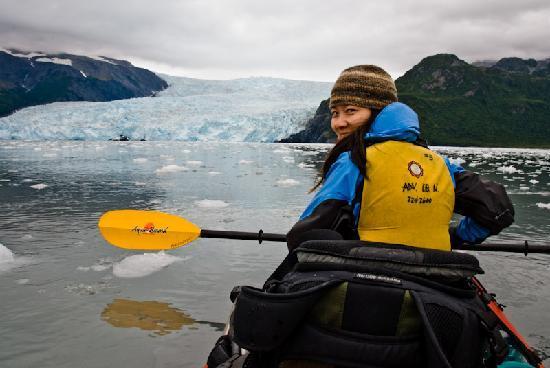Adventure Sixty North - Day Trips: Ailek Glacier