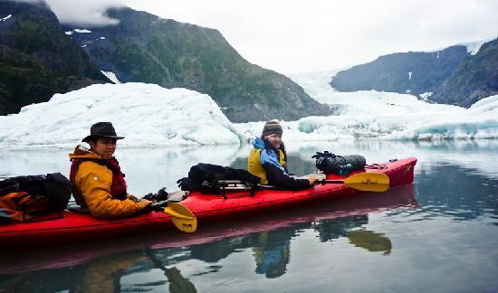 Adventure Sixty North - Day Trips: Penderson Glacier