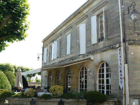Hotel Palais Cardinal: Belle façade