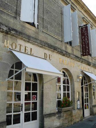 Hotel Palais Cardinal: Belle façade bis