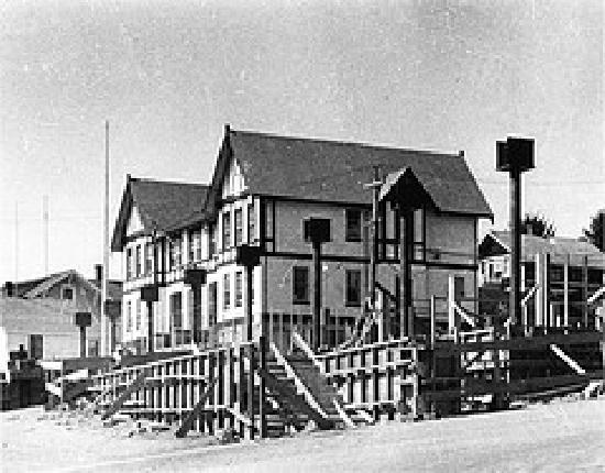 The Old Courthouse Inn: Photo of The Courthouse in 1939