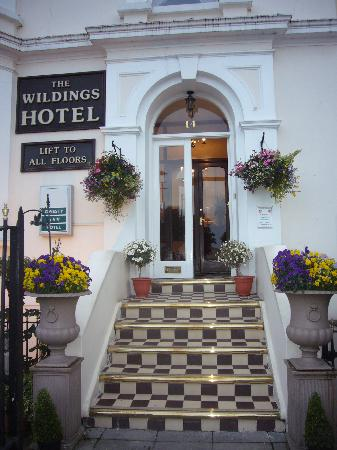 Wildings Hotel: Hotel entrance