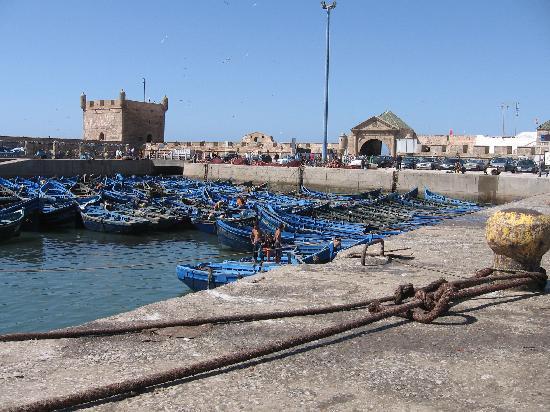 Marruecos: un petit tour au bord de la mer
