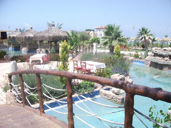 Club Mermaid Village: Al a carte restaurant