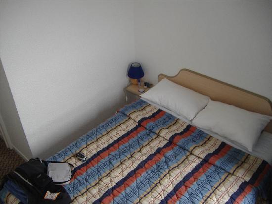 Adagio Access Paris La Villette: Dormitorio