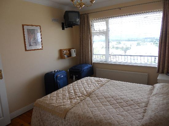 A typical room at Chelmsford House