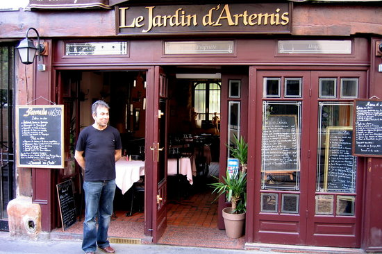 Le Jardin d\'Artemis, Paris - Quartier Latin - Restaurant Reviews ...
