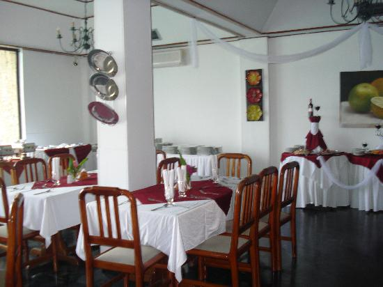 Hotel Lord Pierre: restaurante