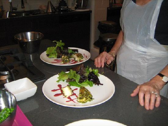 Paris, Frankreich: Le st-Marcellin aux pistaches