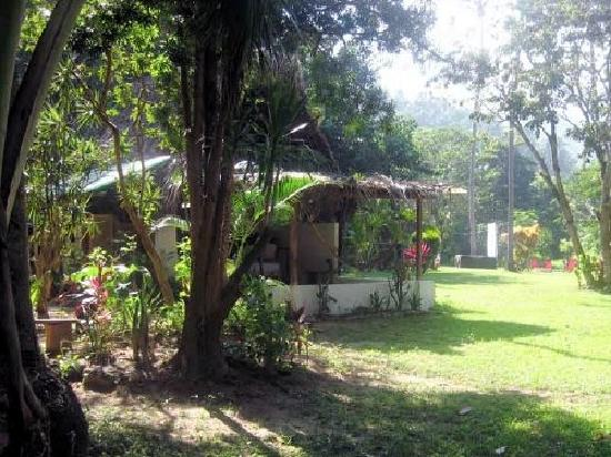 Yelapa Oasis: Casita 5 and gardens