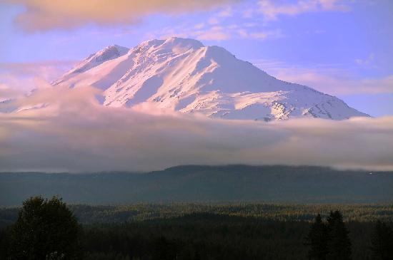 Trout Lake Valley Inn: Mount Adams
