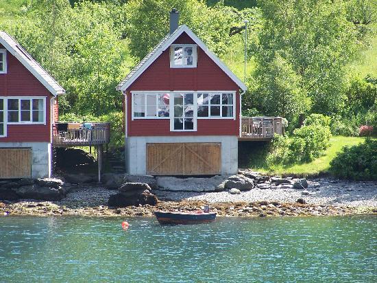Fretheim Fjordhytter: Cottage 4