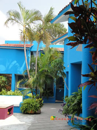 Villas Las Anclas: Hotel Las Anclas Cozumel