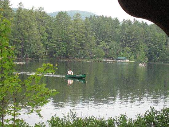 View From Cabins Picture Of Lakeside Cottage Rentals