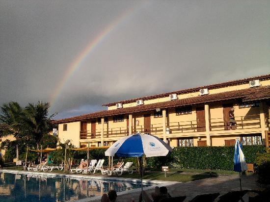 Resort La Torre : Arco iris
