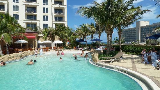Palm Beach Marriott Singer Island Resort Spa Pool View 1 Kids