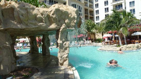 beach area - Picture of Palm Beach Marriott Singer Island ...
