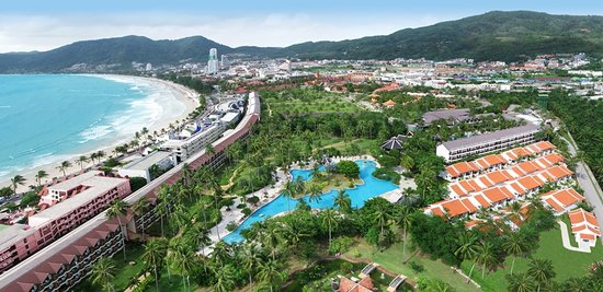Duangjitt Resort & Spa: A Natural Paradise on Patong Beach Phuket Thailand
