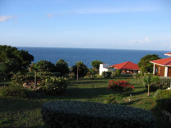 St. Eustatius: Morning view