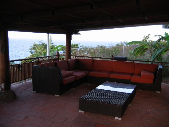 Sint-Eustatius: Seating