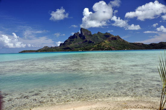Bora Bora, French Polynesia:                   BB