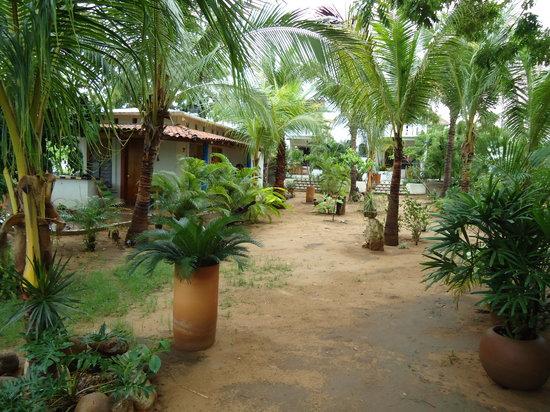 فيلا موزار ماكوندو: Jardin despues de lluvia tropical