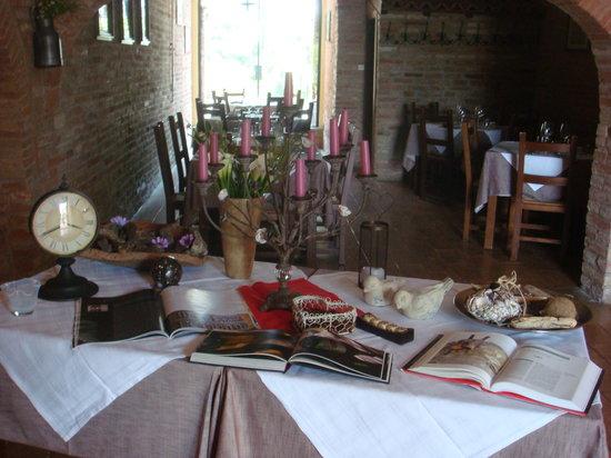 Locanda Anice Stellato : The restaurant
